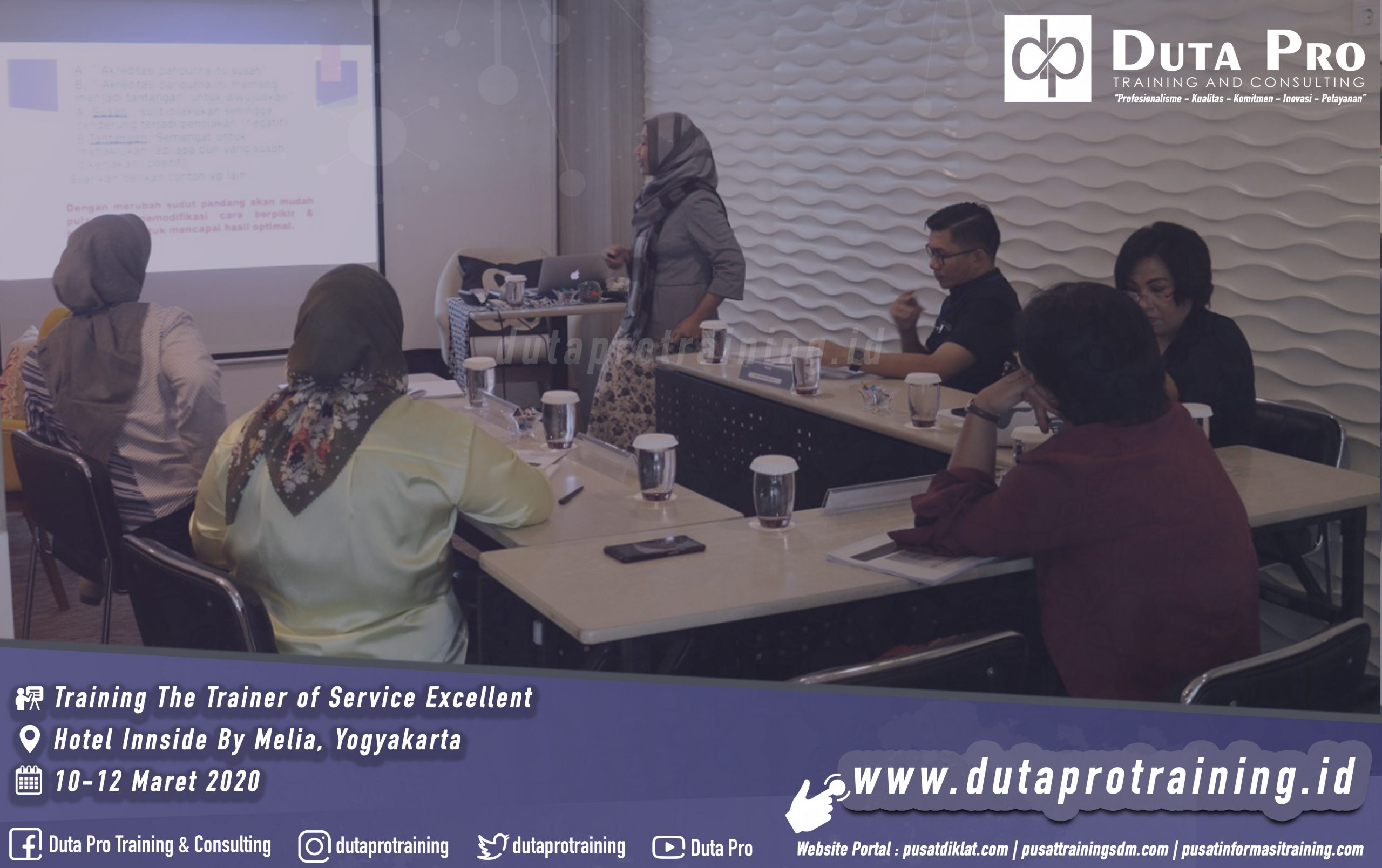 Informasi Training of Trainer Jogja