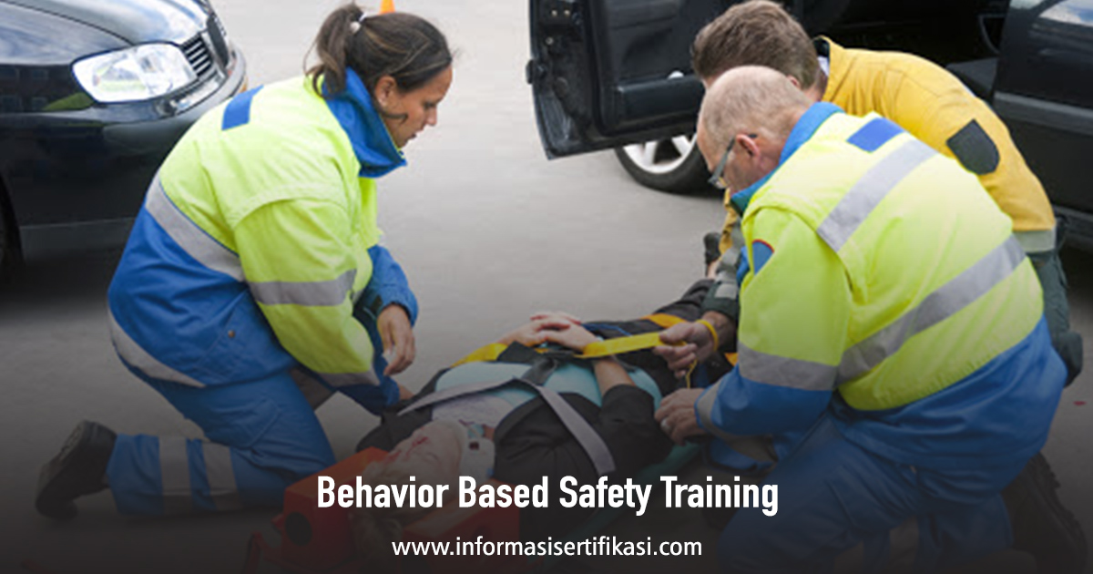 Behavior Based Safety Training